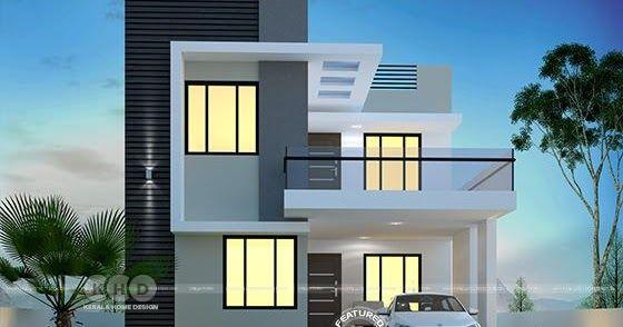 3 Bedroom 1650 Sq Ft Modern Home Design Modern House