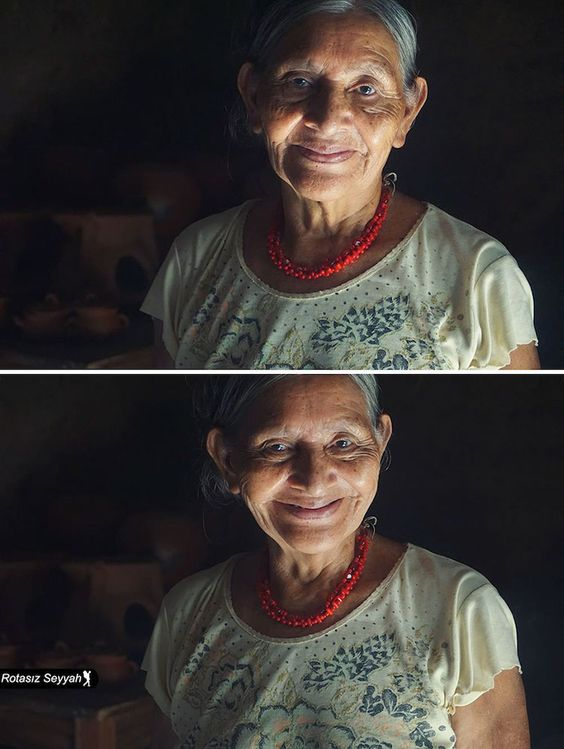 Photographer Captures the Sweet Reactions of Strangers After Telling Them They're Beautiful - My Modern Met