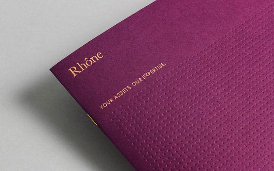 Rhone  designed by Forth Studio.