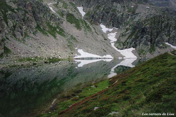 Lac d'Autier Mercantour