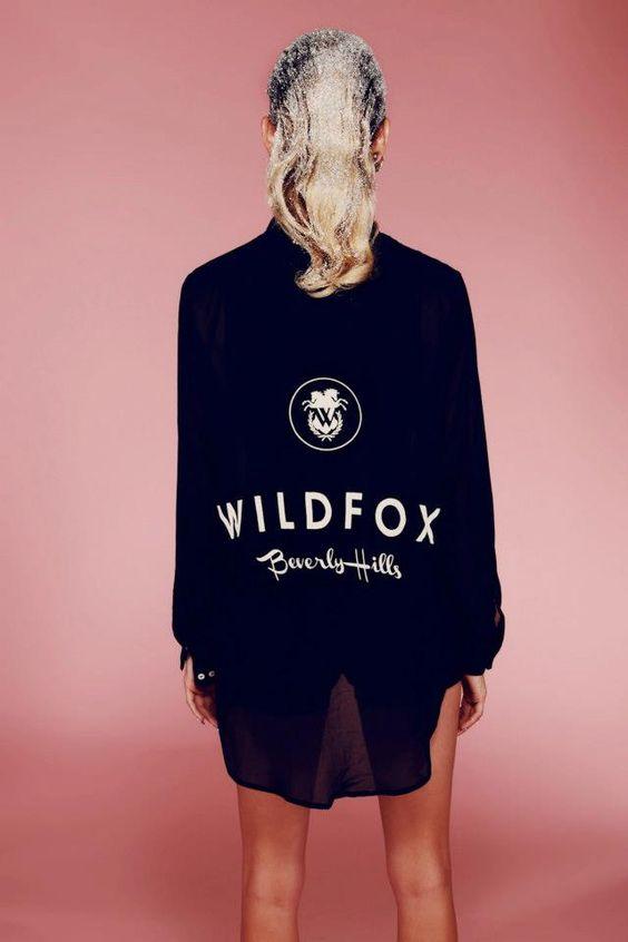 wildfox couture bohemian chic la style