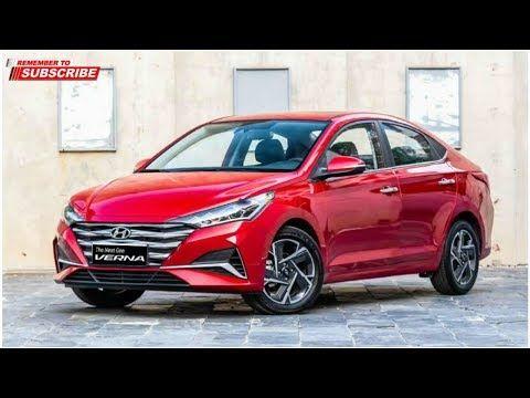 2020 Hyundai Verna All New Hyundai Verna Facelift Interior Exterior Features Youtube New Hyundai Hundai Cars Hyundai