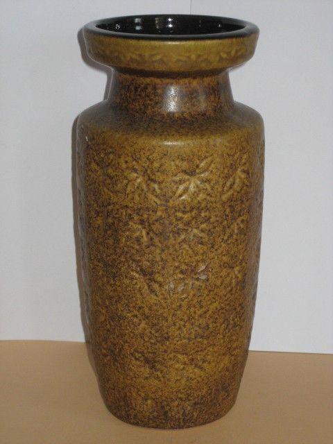 Germany vase décor géométrique