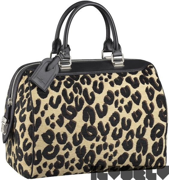 Louis Vuitton 2013 stephen sprouse leopard