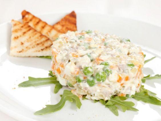 Salata boeuf de post