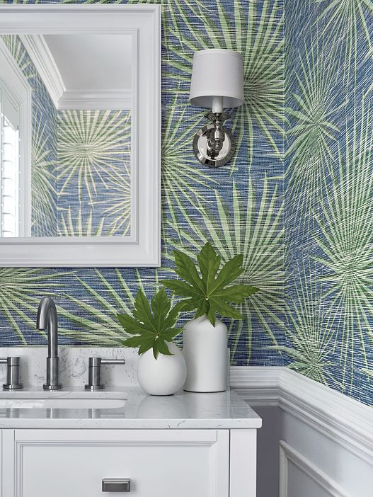 Tropics Collection Thibaut In 2019 Modern Wallpaper