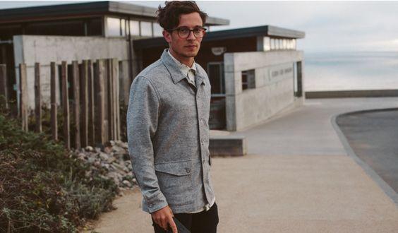 Saito Shacket - Crowdsourced clothing.  Love this idea.  Kickstarter has some good stuff also.  Just found Betabrand.com.  Combing through...