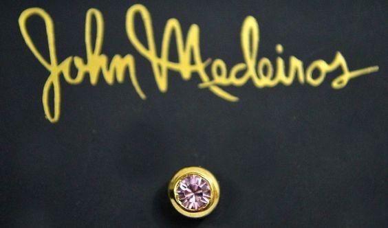 John Medeiros Jewelry Birth Stone Celebration June Pearl #JohnMedeiros #BirthStone