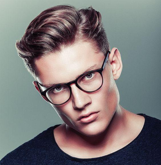 modern quiff haircut for guys