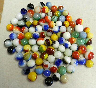 Ebay Sponsored 10239m Vintage Group Or Bulk Lot Of 100 Mixed Company Patch Marbles 55 To 76 In 2020 Marble Price Bulk Lots Marble