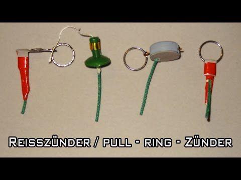 Reisszunder Pull Ring Zunder Selber Bauen 4 Verschiedene Methoden Hd Youtube Youtube Selber Bauen Ringe