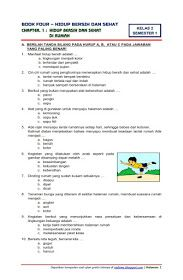 Download Soal Tematik Kelas 2 Semester 1 Tema 4 Subtema 1 Hidup Bersih Dan Sehat Hidup Bersih Dan Sehat Di Matematika Kelas 5 Tema Kelas Matematika Kelas 4
