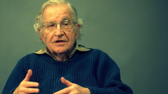 Chomsky betrachtet Saudi-Arabien als Unterstützer von terroristischen und…