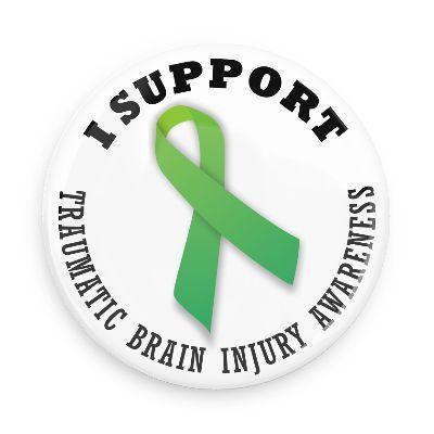 March is Traumatic Brain Injury Awareness Month. Let's share it! #braininjury #Concussion #traumaticbraininjury