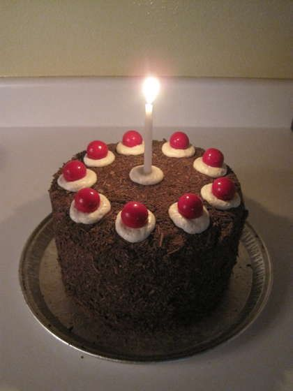 How to make a Portal cake. But the cake is a lie...