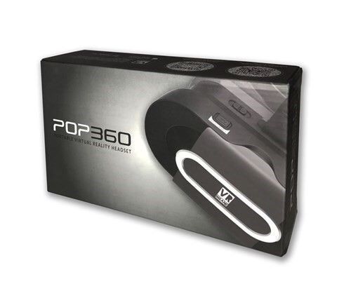 POP360 Portable Virtual Reality Headset