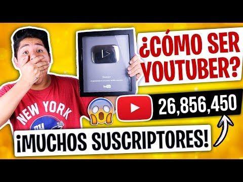 Cómo Ser Youtuber Muy Rápido Mis Trucos Les Enseño Todos Mis Secretos Youtube Ser Youtuber Youtuber Famosos Trucos De Youtube