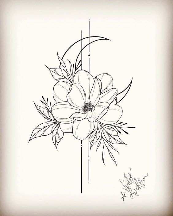 Violet Michelle Locklear On Instagram Available Design Call The La Tattoo In 2020 Simple Flower Tattoo Floral Tattoo Design Flower Tattoo Designs