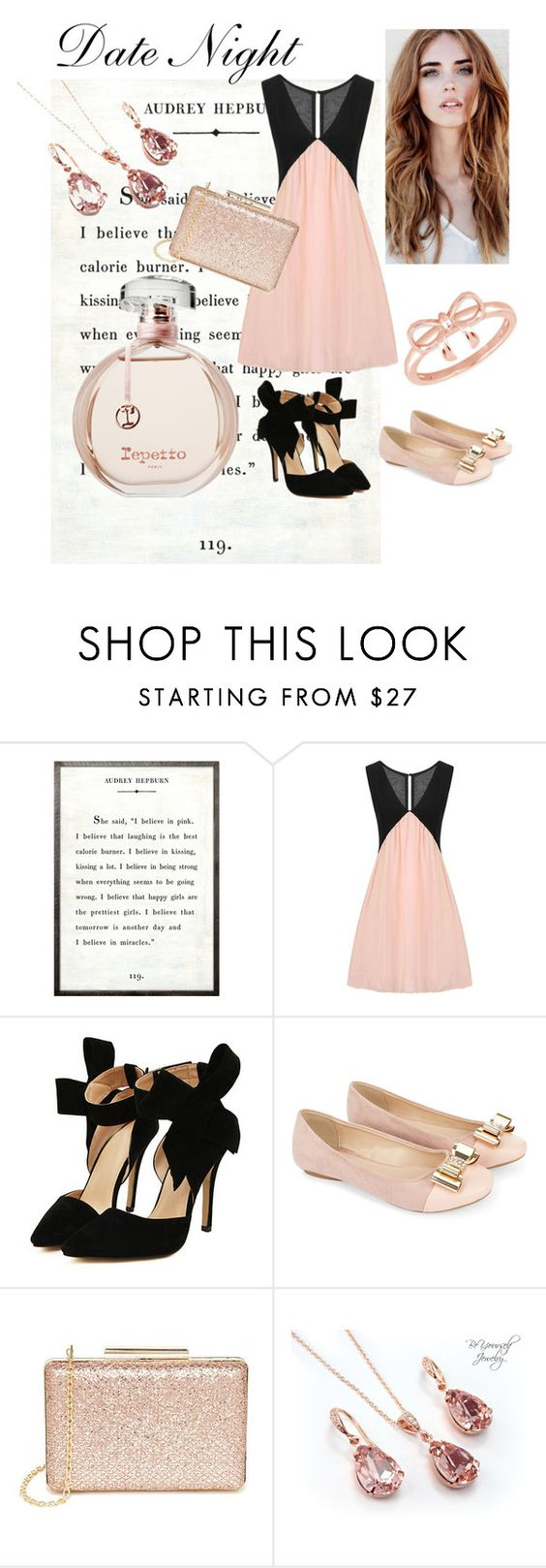 """""""Date Night"""" by a-m-strevens ❤ liked on Polyvore featuring Monsoon, Lulu*s and La Preciosa"""