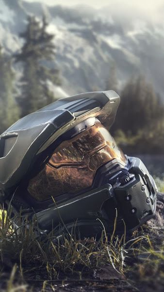 Halo Infinite Master Chief Helmet 8k 7680x4320 Wallpaper Halo Armor Halo Video Game Halo Game