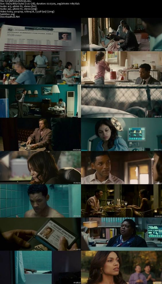 seven pounds  720p movie