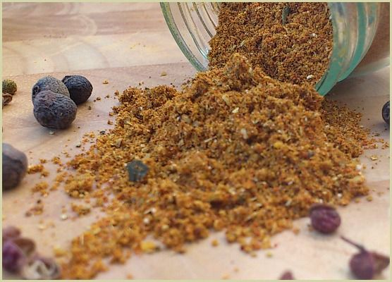 This is homemade berbere, the flavour-packed Ethiopian spice mix. http://www.spice-mixes.com/berbere-spice.html