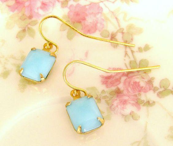 earrings.  shop: silver lining. etsy.