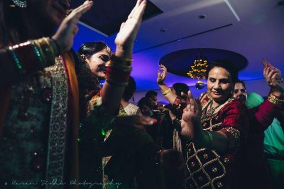 Choreographer - Candid Clicks! Photos, Punjabi Culture, Blue Color, Destination Wedding, Antique Jewellery, Polki Kundan Jewellery pictures, images,  Vendor credits - Karan Sidhu Photography, WeddingPlz