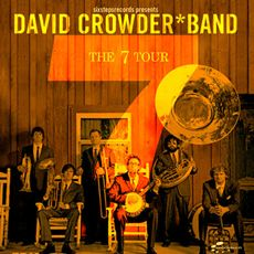 David Crowder!  Wow what can I say!  Loved the band of Christian artist..........sorry to see them go :(