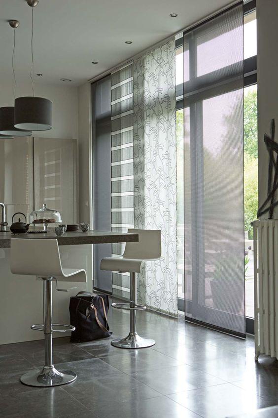 Chez vous design - Double rideaux heytens ...