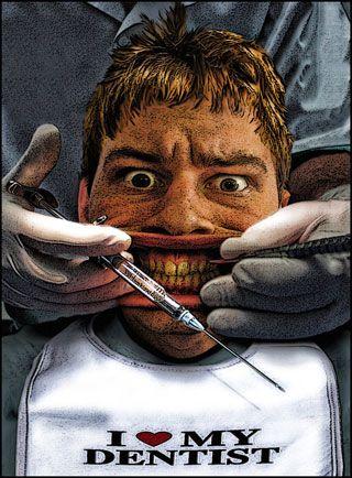 Um dia no dentista!...