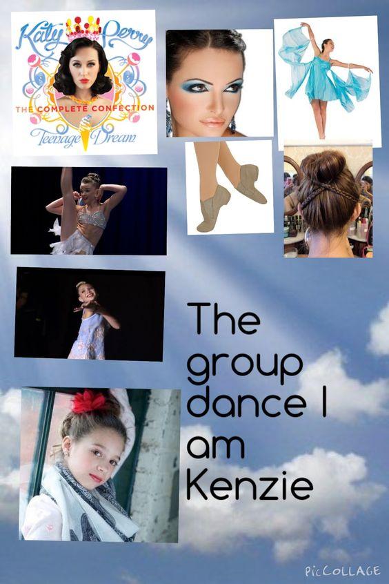 Kenzie's group dance. Part 1. Hope you like it :)