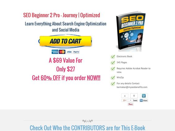 ① Seo Beginner 2 Pro - Journey | Optimized - http://www.vnulab.be/lab-review/%e2%91%a0-seo-beginner-2-pro-journey-optimized
