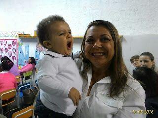 Diário do Felipinho: Festa das mães na escolinha