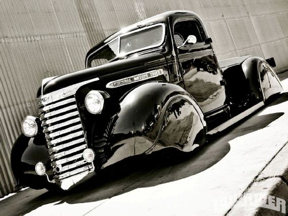 1939 Gmc Truck Front