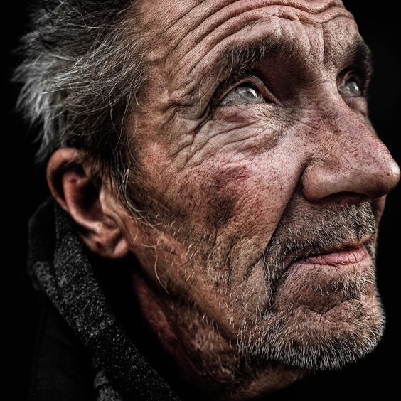 Real! by Lee Jeffries on 500px