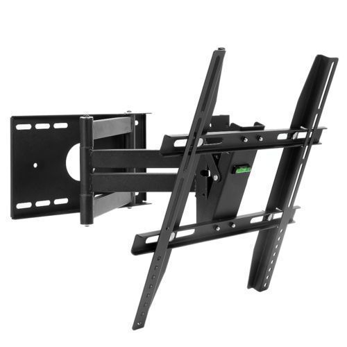 Corner Full Motion Wall TV Mount 32 37 39 40 42 Swivel Bracket LED LCD Screen
