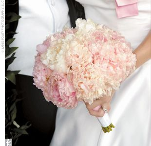 light pink peonies....peonies will forever be my favorite!