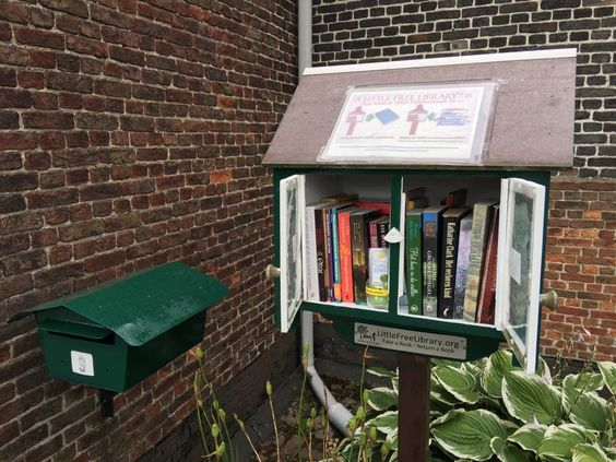 Little Free Library Heffen Mechelen