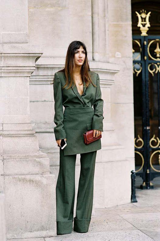 Vanessa Jackman: Paris Fashion Week SS 2016....Patricia