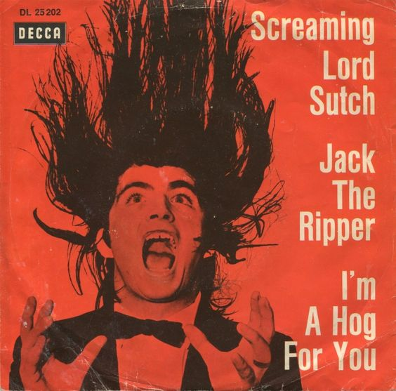 """Screaming Lord Sutch """"Jack the Ripper"""""""