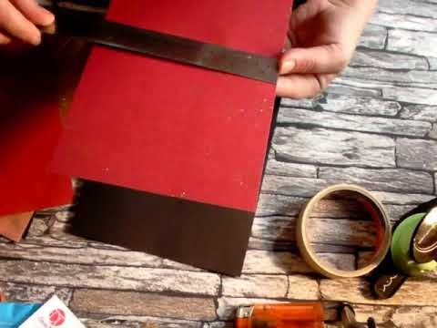 Youtube Noel tuto album noel   YouTube   Noel, Make it yourself, Album