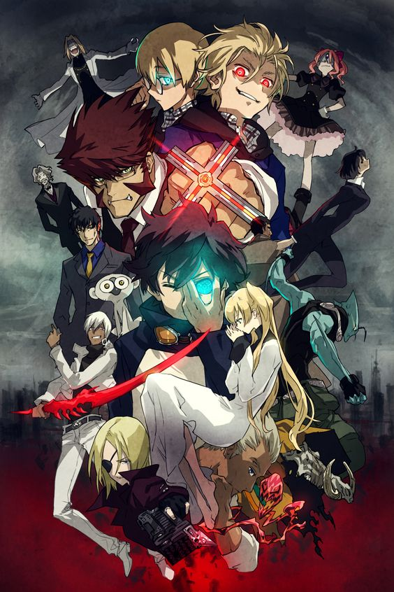 Kekkai Sensen I watched this show twice for the dub version and sub version well it wasn't  a waste of my time at all