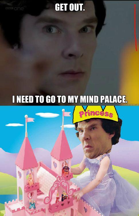 Princess Sherlock LOL