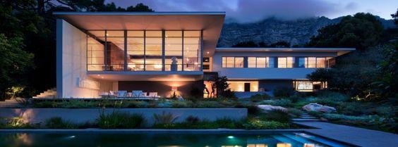 The Impressive Bridle Road House in Cape Town - Homaci.com
