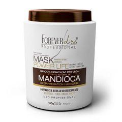 Mascara Hidratante De Mandioca Power Life Forever Liss 950g Em