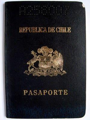 Perhaps Nini had a Chilean passport.