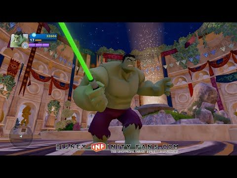 Disney Infinity 3.0 Every Star Wars Character & Play Set Analysed - YouTube