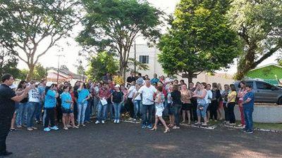 BLOG DO MARKINHOS: Professores da rede estadual de Manoel Ribas adere...