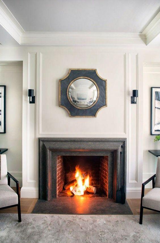 60 Fireplace Home Decor To Inspire Everyone interiors homedecor interiordesign homedecortips